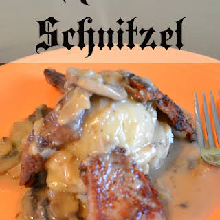 Ritter Schnitzel.