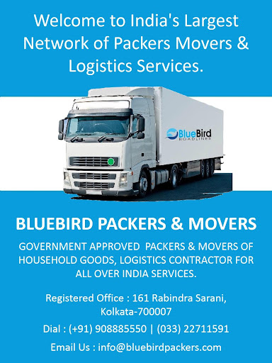 BlueBird Packers Movers