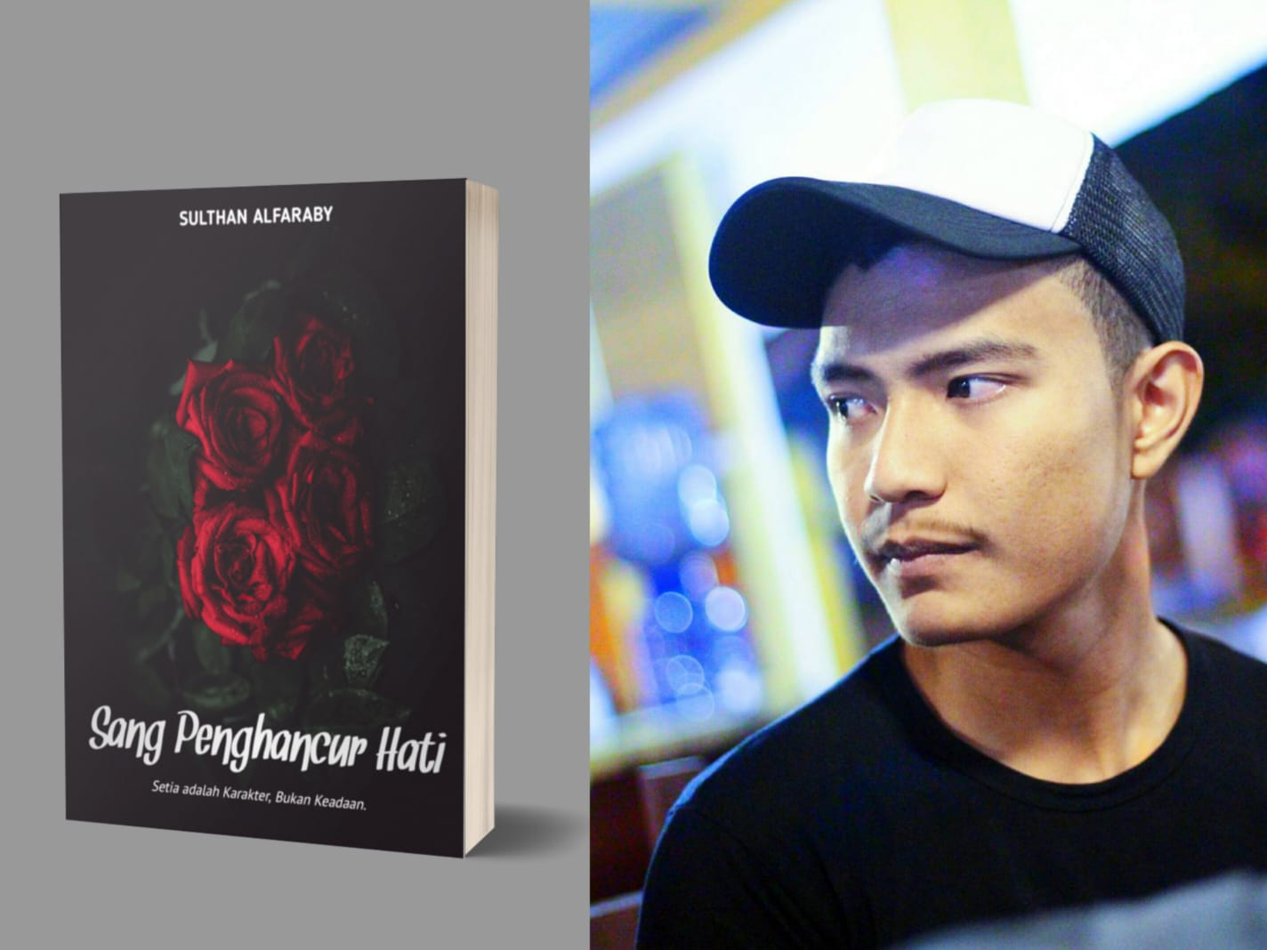 """Pemuda Aceh Rilis Buku """"Sang Penghancur Hati"""" Bagi Anak Muda"""