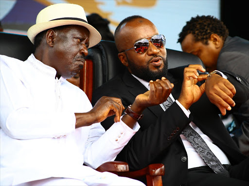 Raila's headache in drawing up winning 2022 matrix