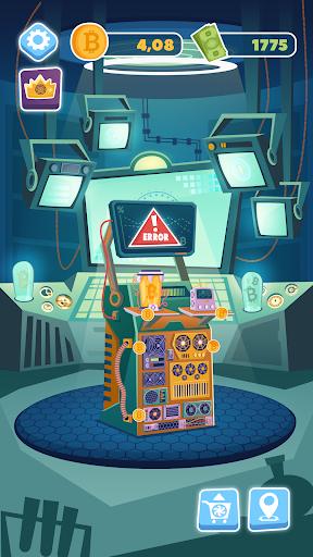 Bitcoin mining: life tycoon, idle miner simulator 1.0.3 screenshots 4