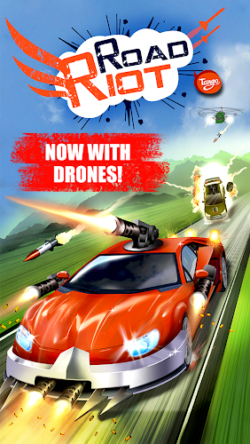 Road Riot Android App Screenshot