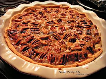 Mama's Pecan Pie - Dee Dee