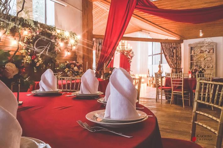 Фото №3 зала Банкетный зал ресторана «Клюква в сахаре»