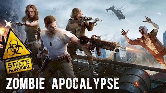 State of Survival: Survive the Zombie Apocalypse Mod Apk Download For Android 1