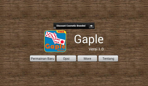 Gaple download 1