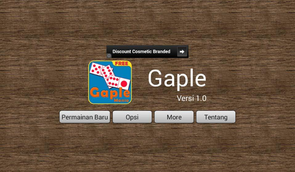 Gaple- screenshot