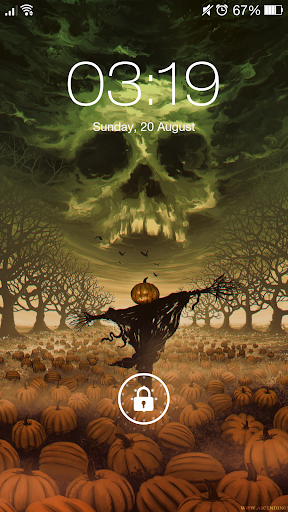 Halloween Night Wallpapers | Scary Pumbkin 4K 2017 for PC