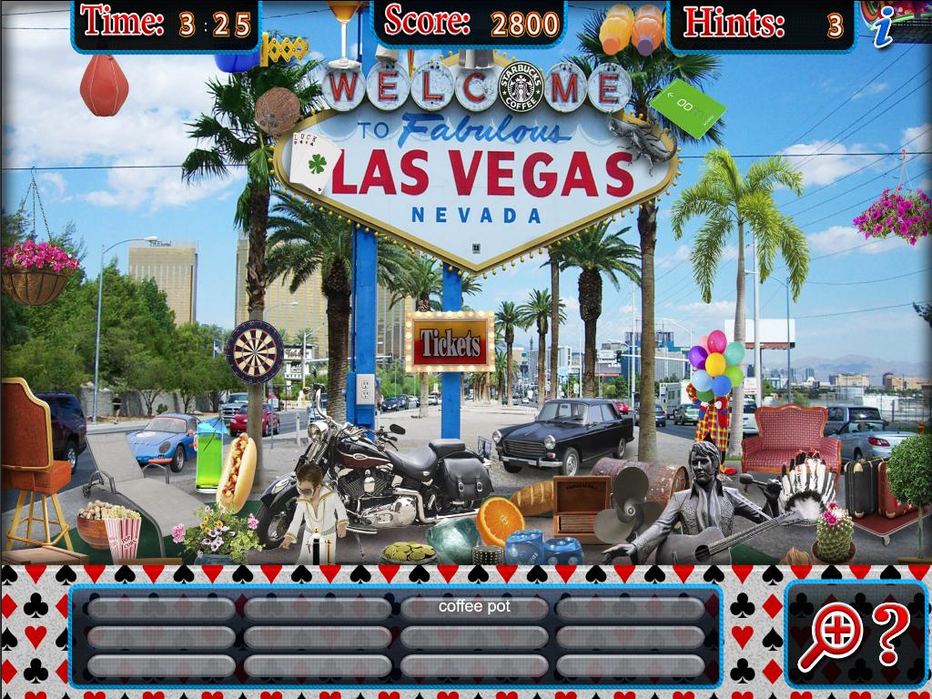vegas free casino games