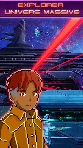 Pixel Starships™: Hyperspace  captures d'écran 3