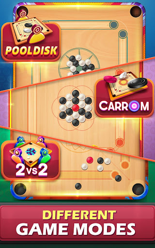 Carrom Friends: Online Carrom Board Disc Pool Game  screenshots 1