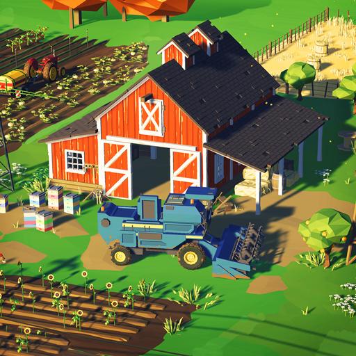 Big Farm: Mobile Harvest – Free Farming Game