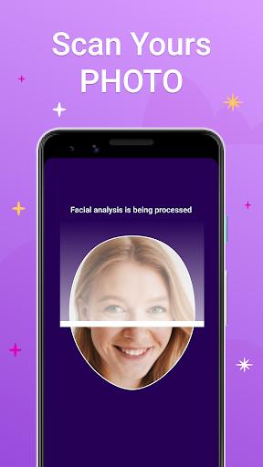 Attractiveness test app screenshot 3