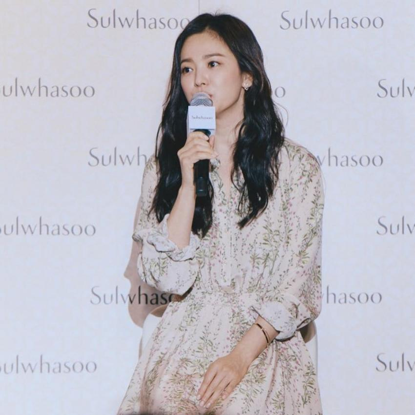 song hye kyo sulwhasoo 1