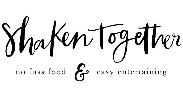 shaken together blog logo