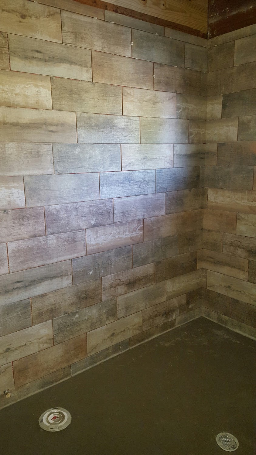 Super Shower Remodel - Texas