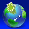 World Map Flying apk