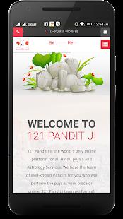 121PanditJI screenshot