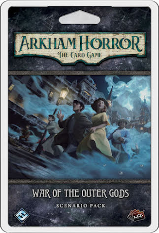 Arkham Horror The Card Game: War of the Outer Gods