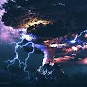 live wallpaper thunder icon