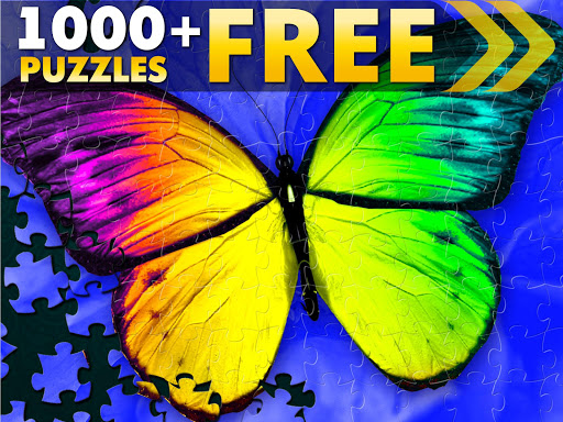 Cool Free Jigsaw Puzzles - Online puzzles 8.7.3 screenshots 1