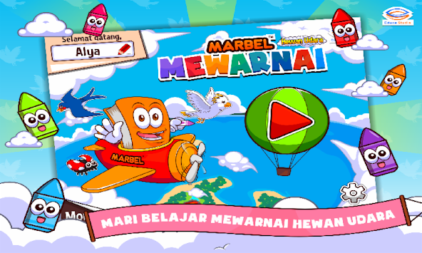 Marbel Mewarnai Hewan Udara Apk Latest Version Download Free