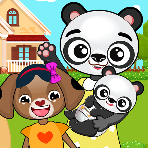 Mini Cidade: Animal Casa