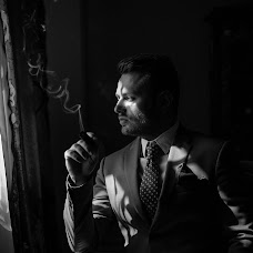 Bryllupsfotograf Aleksandra Aksenteva (SaHaRoZa). Foto fra 16.11.2016