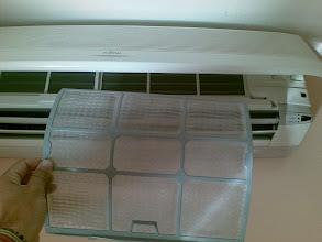 Photo: Hoy toca limpiar hasta los filtros del AC, que hartura, madre mia--enviado desde mi nokia E61i