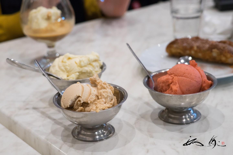 各種アイスクリーム
