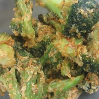 Fried Broccoli.