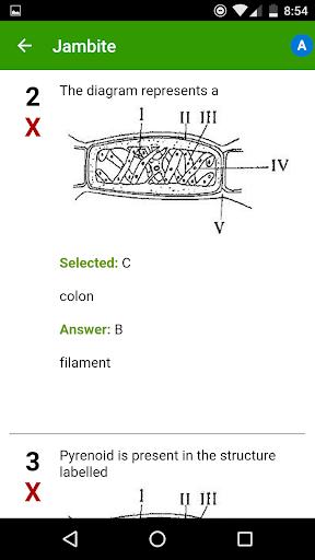 jambite: free jamb, post utme & waec past question screenshot 3