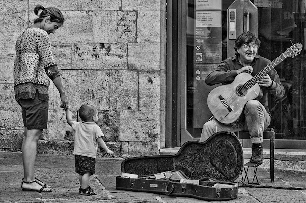 il chitarrista