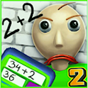 Edu-Learning Math In School Horror Game Wallpapers icon
