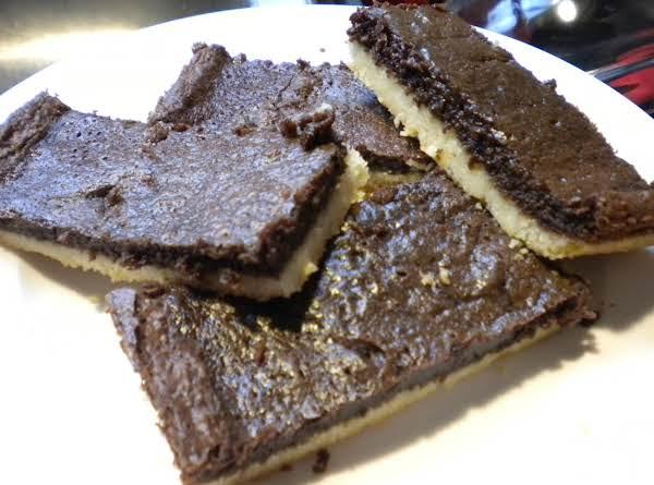 Brownie Shortbread Recipe