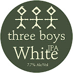Three Boys White IPA