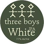 Three Boys White IPA