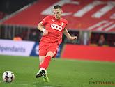 Dimitri Lavalée (ex-Standard) va être prêté au STVV pour le reste de la saison