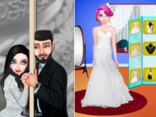 Marry Me - Romantic Wedding Game For Girls 1.0 screenshots 3