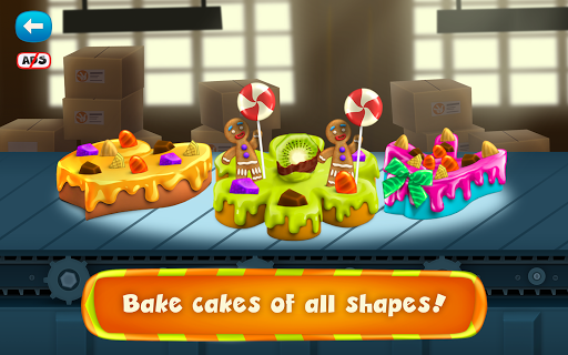 The Fixies: Chocolate Factory Games for Girls Boys 1.6.2 screenshots 8