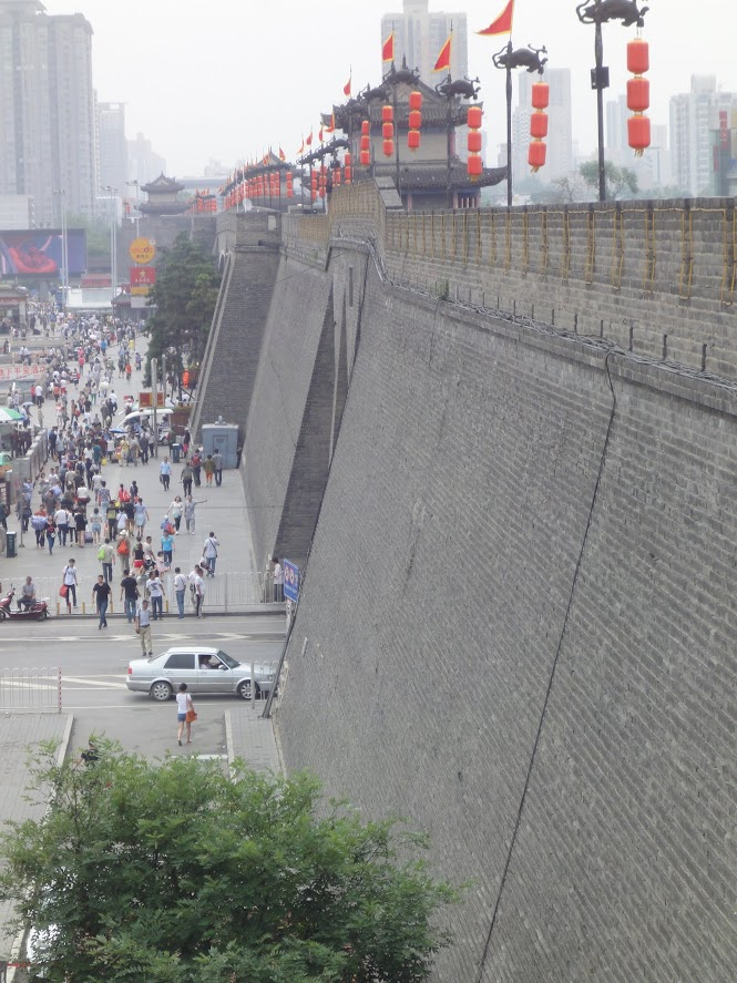 Muraille d'enceinte de Xi'an