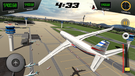 Real Plane Landing Simulator 1.5 screenshots 8