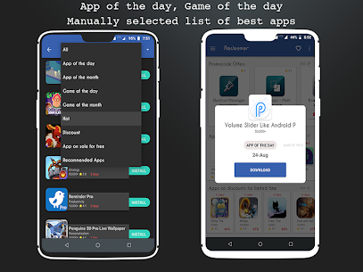 Redeemer – free promocodes & paid apps sales 5