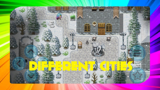 Peace Dawn (RPG, JRPG, DUNGEONS)  screenshots 1