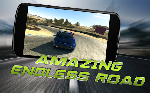 Super Speed Traffic Car Racer Driving Simulator 3D - náhled