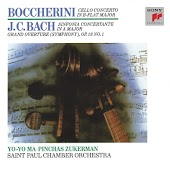 Grand Overture for Double Orchestra in E-Flat Major, Op. 18/1: II. Andante