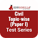 UPSC Prelims Topic-Wise (Paper I): Online Tests Download for PC Windows 10/8/7