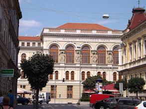 Photo: Soproni művelődési ház