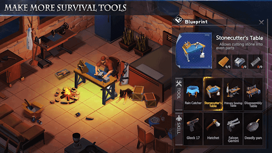 WarZ: Law of Survival MOD 1.8.7 (Unlimited Weapon/Armor) Apk + Data 7