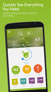 mySugr Diabetes Logbook- screenshot thumbnail